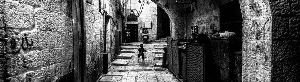 4_Like an ant in Jerusalem_Scorcio Notturno