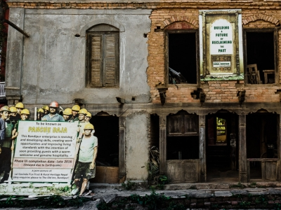 Bandipur: Building a future by reclaiming the past