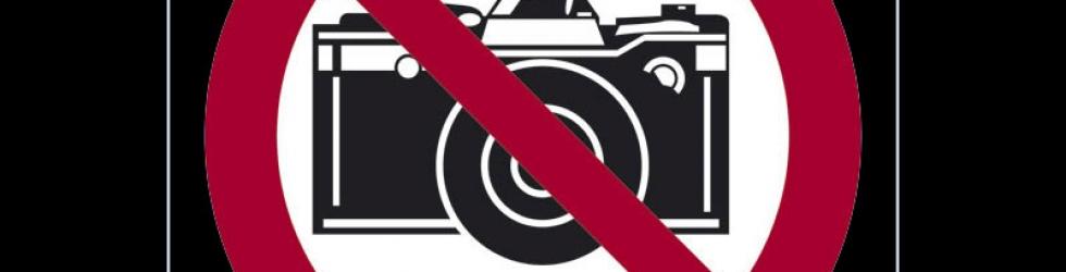 Non fotografare…