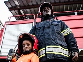 …a fireman