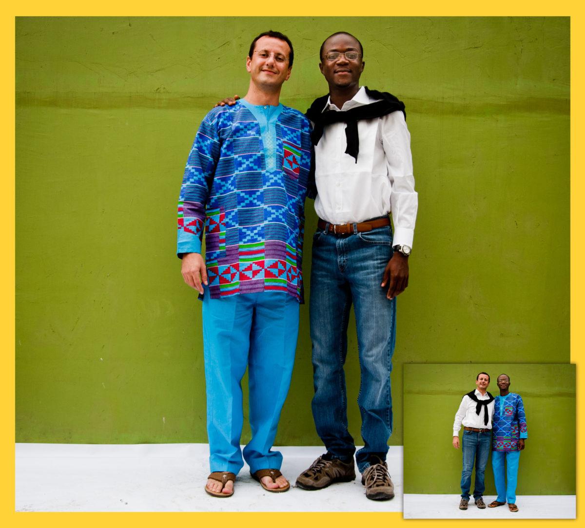 March - Ibrahim&Giuseppe